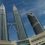 Petronas Towers. Kuala Lumpur