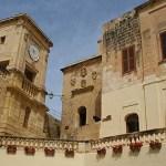 Citadellet. Victoria. Gozo