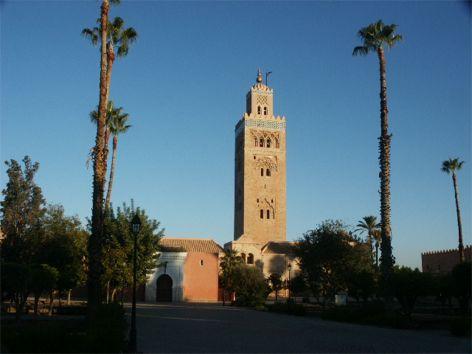 Koutobiamoskén. Marrakech (U)