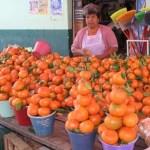 Marknad. Oaxaca