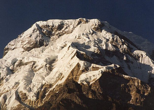 Berget Annapurna South