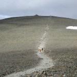 På väg mot Besseggen. Jotunheimen Nasjonalpark