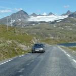 Sognefjellsvägen