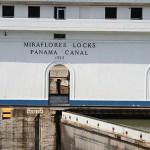 Panama kanalen. Miraflores