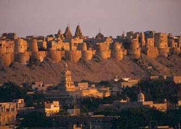 Fortet. Jaisalmer