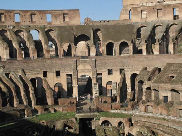 Colosseum. Forum. Rom (U)