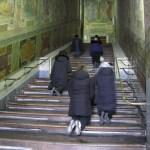 Santa Scala (Den heliga trappan). Lateranen (U)