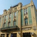 Hus i jugendstil. Belgrad