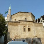 Bajrakli moskén. Belgrad