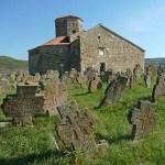 Serbiens äldsta kyrka. Novi Pazar