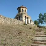 800-tals kyrka. Pavlica