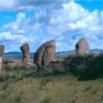 """Salbyk, """"Sibiriens Stonehenge"""". Abakan"""