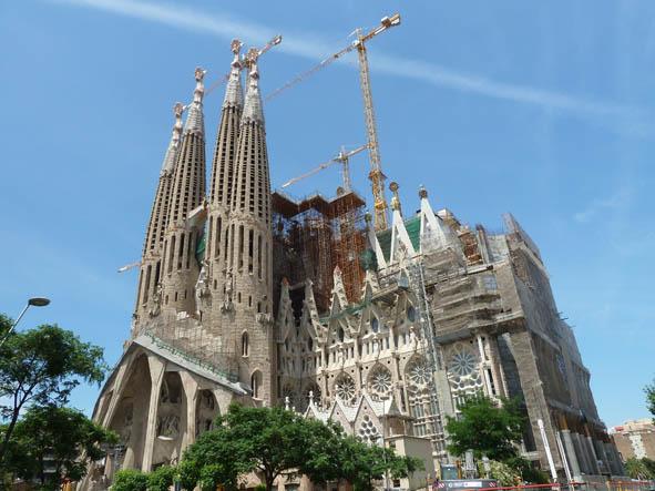 Resa Till Barcelona Spanska Pyr 233 Neerna Vall De Boi Vall