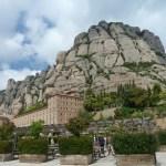 Klostret. Montserrat
