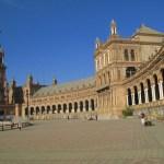Plaza de Espana. Sevilla