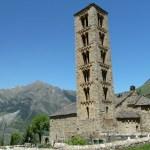 Romanska kyrkan. Taull. Spanien