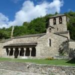 Romanska kyrkan. Queralbs
