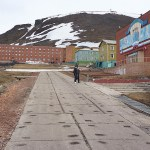 Huvudgatan. Barentsburg