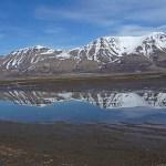 Vy från Adventsfjorden