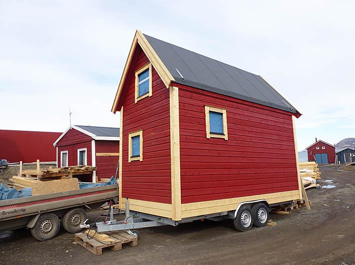 """Husvagn modell """"Svalbard"""""""