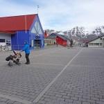 Huvudgatan. Longyearbyen