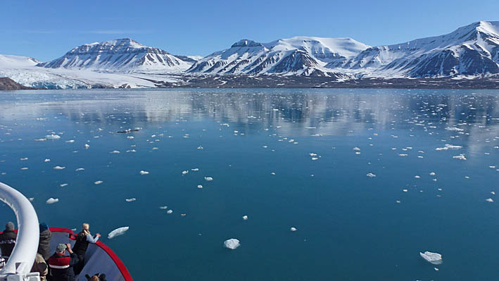 This is Svalbard!