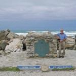 Afrikas sydligaste udde! Cape Agulhas