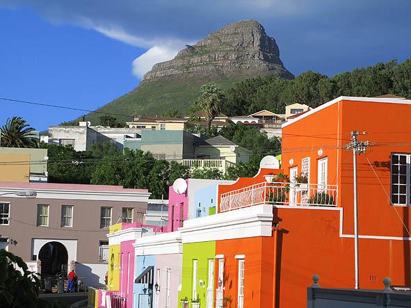 Berget Lions Head. Kapstaden
