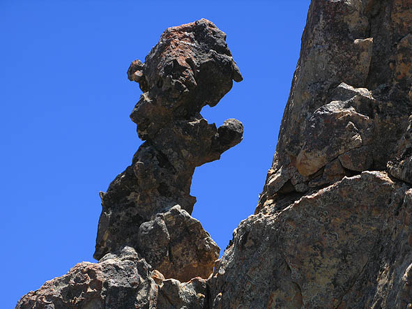 """Loths hustru"". Cederberg Mountains"