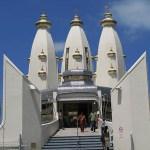 Hare Krishna-templet. Durban