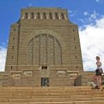 Voortrekker monumentet. Pretoria
