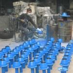 Barnarbetare. Aleppo