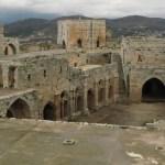 Korsriddarborgen Krac des Chevalliers. Syrien (U)