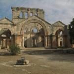 Basilikan. Saint Simeon