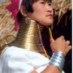 Paduangkvinna. Mae Salong