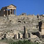 Romerska ruiner. Dougga (U)