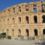 Amfiteatern. El Jem (U)