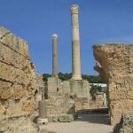 Antoninus termer. Kartago (U)