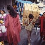 Bärare. Shimla