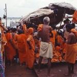 Pilgrimer. Varanasi