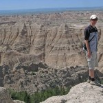 Badlands National Park. SD