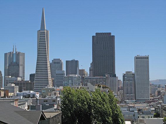 Skyline. San Fransisco