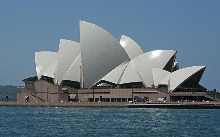 Operan. Sydney. Australien (U)