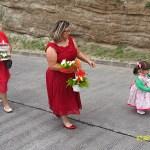 Religiös procession. Mosteiros