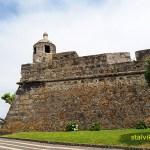 Forte de Sao Bras. Ponta Delgada