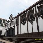 Convento da Esperanca. Ponta Delgada