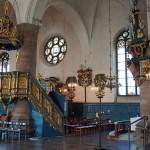 Kristine kyrka. Falun. Sverige