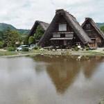 Shirakawa-go. Japan (U)
