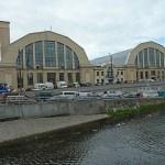 Centrala marknaden. Riga