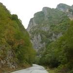 Vägen mot Ohrid
